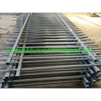 Wholesale iron crowd control barrier from china suppliers
