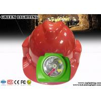 Wholesale Cordless Miner Cap Lamp Designed For Outdoor Rechargeable Led Headlamp from china suppliers