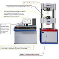 Electro Hydraulic Servo Function Universal Testing Machine Computerized