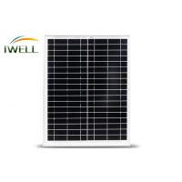Quality SPP5Wp to 25Wp Poly Solar Power Panels  Polycrystalline Solar Power Panels for Home for sale