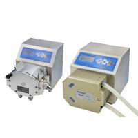Buy cheap Fluid Metering Digital Programmable Peristaltic Pump Large Diameter Thick Walled Tube from wholesalers