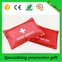 Wholesale Waterproof Emergency Travel First Aid Kits Promotional Medical Products from china suppliers