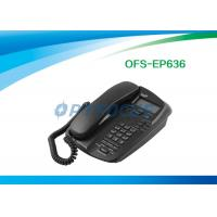 Wholesale Two Ports RJ-45 SIP Conference Phone POE 10 / 100BASE-T Ethernet Connection from china suppliers