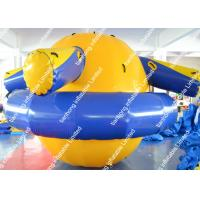 Wholesale Customized inflatable Saturn / Gyro Inflatable Water Toys For adults from china suppliers