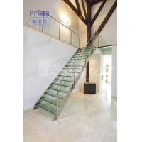 Wholesale Stainless Steel Stair Railing Laminated Glass Staircase from china suppliers