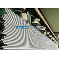 Quality 14 / 16 / 18SWG UNS S32750 F53 Duplex Stainless Steel Tube For Heat Exchanger for sale