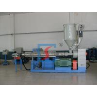 Wholesale Sj Series Single Screw Extruder For Pipe / Sheet / Profile , Plastic Extruder Machine from china suppliers
