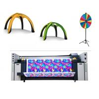 Wholesale 3.2m Multi Color Flag Fabric Plotter Banner Sublimation Plotter With Piezo Inkjet from china suppliers