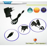 Wholesale AC Universal Adapter 5V 1.5A 2A With Micro/mini USB Dc Plug from china suppliers