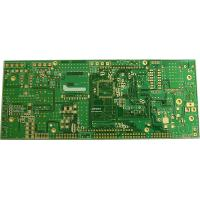 Wholesale 1.6mm FR4 PCB manufacturing with 1.0oz copper thickness for industrial control from china suppliers