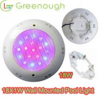 Wholesale Wall Mounted LED Pool Light/RGB Pool bulb Kit/ Underwater Pool Light/RGB Pool light from china suppliers