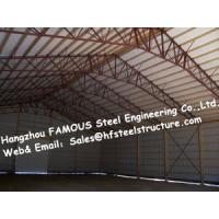 Wholesale Chinese Design And Building For Structural Steel Barn With Light Steel And High Strength Material from china suppliers