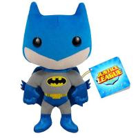 Wholesale Justica Pelucia Batman Stuffed Cartoon Plush Toys in Blue , Red from china suppliers
