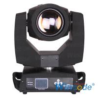 Wholesale 200W 5R Stage Lighting Equipment Moving Head Light 85℃ Over Heat Protection from china suppliers