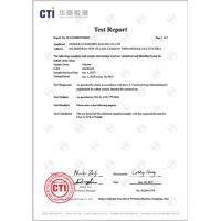 Dongguan Ruichen Sealing Co., Ltd. Certifications