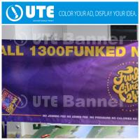 Wholesale digital banner print outdoor advertising pvc banner frontlit banner from china suppliers
