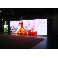 Wholesale High Refresh ultra thin Led Panel Video Wall for Exhibition , 128*128 Cabinet Resolution from china suppliers