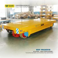 Buy cheap Industrial Material Handling Robust Railcar for steel Mill Handling from wholesalers