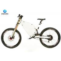 Wholesale Shimano 7 Speed Adrenaline Enduro E Bike 5000w With Lifepo4 Battery 80-100km/h from china suppliers