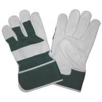 Wholesale XXL Comfort 10.5'' half lining mens cow split leather working gloves, long lasting from china suppliers