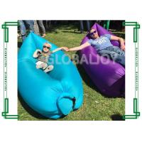 Wholesale Outdoor Advertising Inflatables Pvc Tarpaulin Air Sleep Camping Bed from china suppliers