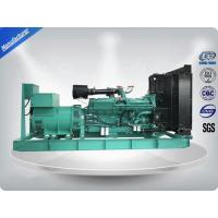 Wholesale High Power 1200 KW / 1500 KVA Open Diesel Generator Cummins Engine with Stamford Alternator from china suppliers