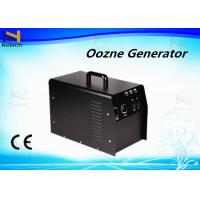 Wholesale Black Home Ozone Generator Water Treatment And Air Purifier 1 Year Warranty from china suppliers