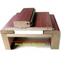 Wholesale door edge wrapping machine from china suppliers