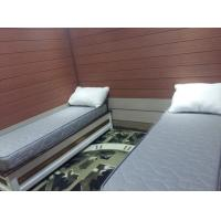 Wholesale Beach hotel bedroom with WPC wall panel from china suppliers