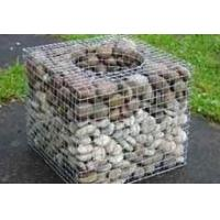 Wholesale 80mm x 100mm Pvc Coated Heavy Hexagonal Wire Netting For Isolation Walls, Gabion Boxes from china suppliers