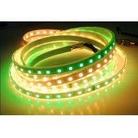 Wholesale 19.2W Warm White DC 24V 12V LED Strip 5m in IC SMD5050 64leds / m from china suppliers