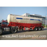 Wholesale 60 CBM Cement Trailer Power Tanker Trailer Used For Pakistan Market from china suppliers