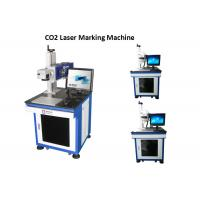 Quality Industrial Marking Equipment CO2 Laser Marking Machine For Silicone Bracelet for sale