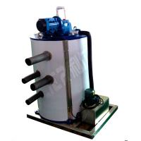 Industrial Irregular 1Ton per day Seawater Flake Ice Machine For Freezing Fish for fish vessel