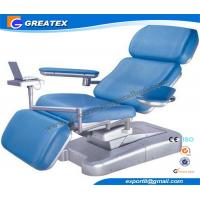 Wholesale Adustable Multi - function Electric Medical blood collection chair with three motors from china suppliers