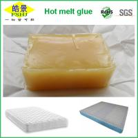 Wholesale Thermoplastic EVA Hot Melt Glue For Bed Mattress , Foam Sofa Hot Melt Adhesive from china suppliers