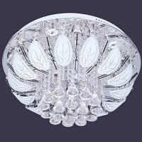 Wholesale 2 Way Crystal Chandelier LED Ceiling Light from china suppliers