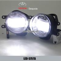 Wholesale Toyota Sequoia High quality car styling led fog light with drl function from china suppliers