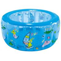 Wholesale Plastic Round Baby Inflatable Swimming Pools ,134x57cm Kids Playing Water Pools from china suppliers