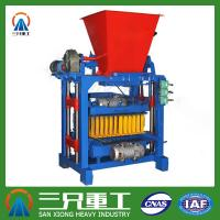 Wholesale good performance new mechanical stripping brick block machine from china suppliers