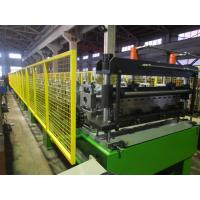 Wholesale Special Keel Floor Deck Roll Forming Machine CNC Door Frame Making Machine from china suppliers