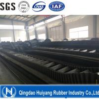 Wholesale Corrugated and Ribbed Rubber Conveyor Belt with Cleat t high tensile strength long-life use from china suppliers