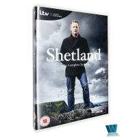 Wholesale 2018 hot sell Shetland Season 4 Region 2 UK DVD movies region 2 Adult movies Tv series Tv show free shipping from china suppliers