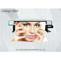 Quality Inkjet Large Format Solvent Printer Industrial Digital Printing Machines For Textiles Challenger 3208P for sale