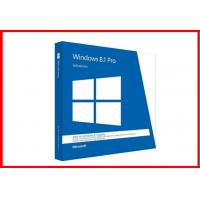 Wholesale Wholesale English version Windows 8.1 Pro Retail Box for 1 PC lifetime warranty from china suppliers