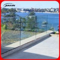 Wholesale Frameless Glass Fecne from china suppliers