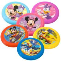 Buy cheap Disney Mini Plastic Flying Disc , Promotional Mickey Mouse Clubhouse from wholesalers
