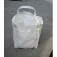 Wholesale Flexible PP bulk bags Top Bottom Spout Type A circle square bottom bulk bags from china suppliers