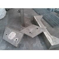 Wholesale Cr18 White Iron Castings High Chrome For Shipment , Noise Reduction from china suppliers