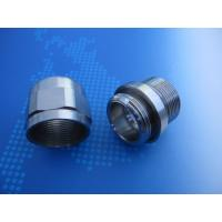 Metal Machining Parts Tube Fitting Parts Silk Screen for Telecom Devices